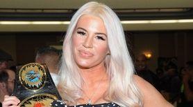 Ashley Massaro, a former World Wrestling Entertainment star