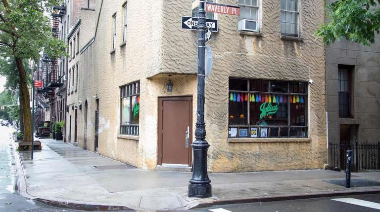 Julius, the oldest operating gay bar in New