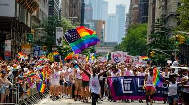 This year's annual Pride parade will be even