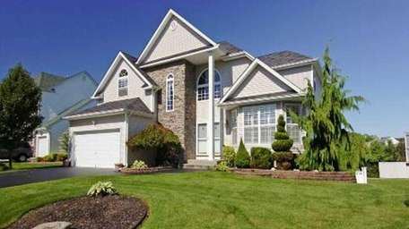 A home at 73 Blueberry Ridge Dr. in
