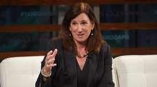 Deloitte CEO Cathy Engelbert participates in the
