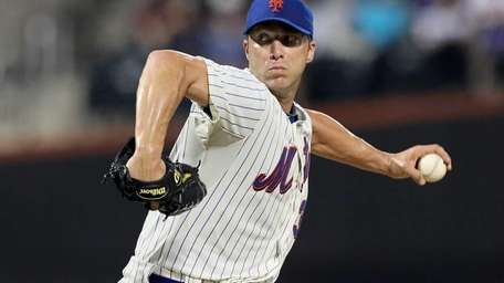 Chris Capuano #38 of the New York Mets
