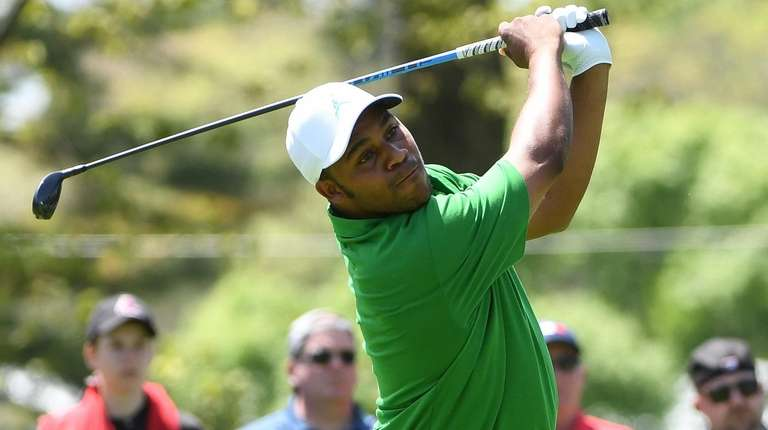 PGA Championship: Obscure Harold Varner III to play in final pairing