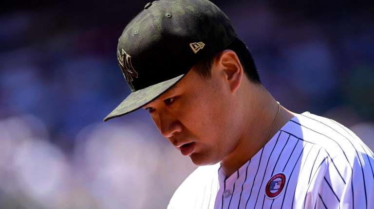 Masahiro Tanaka's shin injury is something to worry about