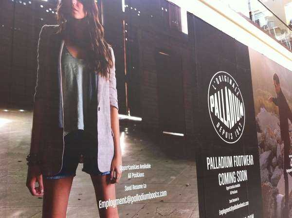 Footwear company Palladium will open its first U.S.