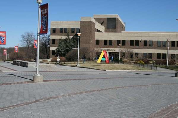 A file photo of Stony Brook University. (March