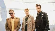 The Stray Cats will celebrate their 40th anniversary