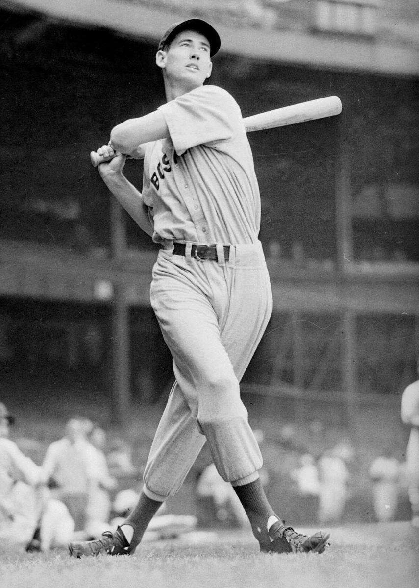 TED WILLIAMS: 521 - Played 1939-42, 1946-1960 (19