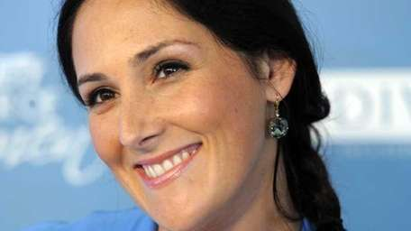 Ricki Lake is one of 12 celebrities competing