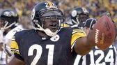 AMOS ZEREOUE High school: Mepham (1995) NFL: Steelers