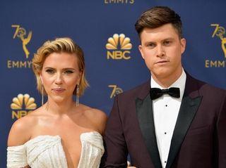 LOS ANGELES, CA - SEPTEMBER 17: Scarlett Johansson