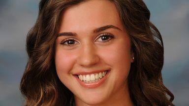 Lauren Breuer, a senior at Sachem High School