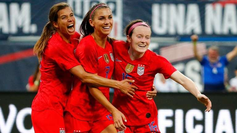Usa Womens Soccer Schedule 2019 Team USA's FIFA Women's World Cup 2019 schedule | Newsday