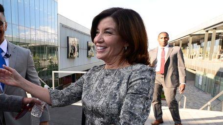 Lt. Gov. Kathy Hochul will headline a re-election