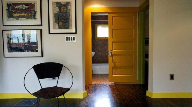 Inside Helene Verin's Sears kit home in Jamesport.
