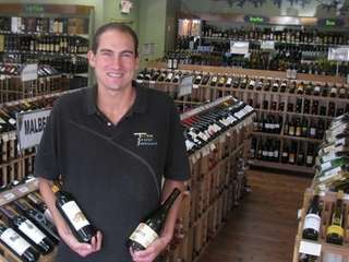 Adam Schneider, a certified sommelier, is the wine