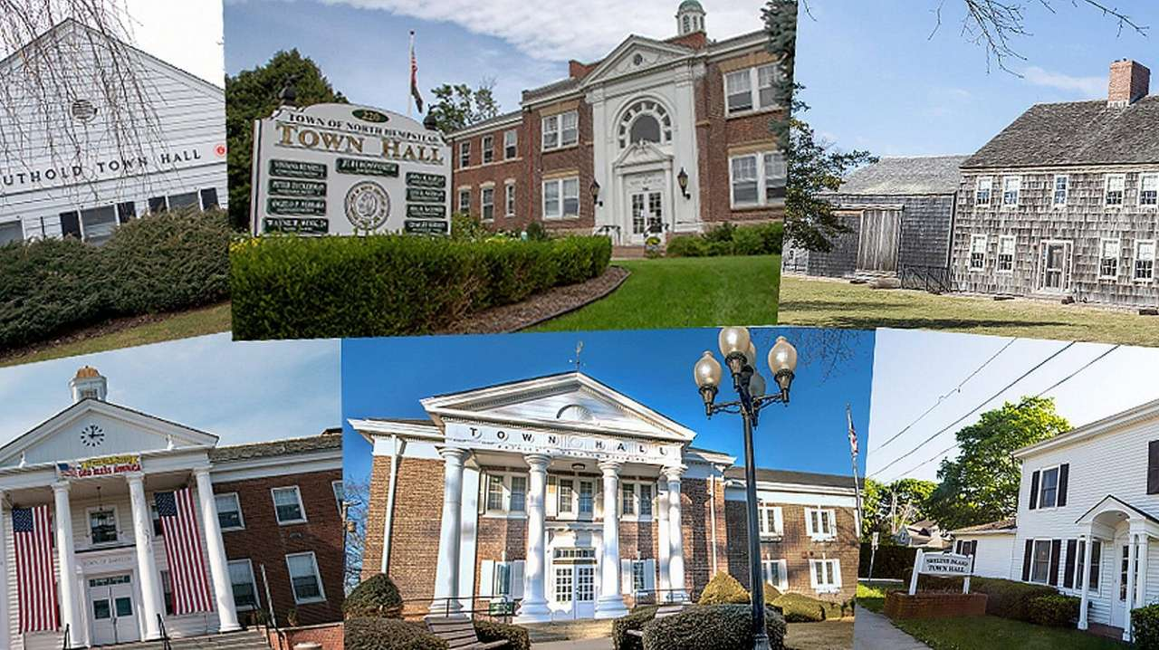 Long Island town and city payrolls in 2018   Newsday
