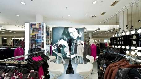 The Karl Lagerfeld limited collection pop-up shop is