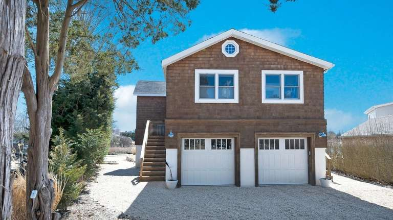 This Hampton Bays home -- owned by Andra