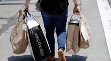 A key report on consumer spending is expected