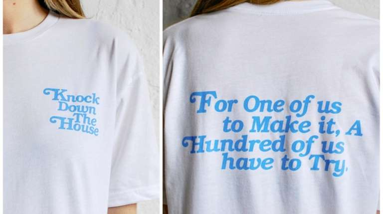 The Bronx Native T-shirts quote Rep. Alexandria Ocasio-Cortez