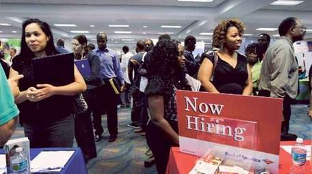 Initial jobless claims dropped by 12,000 last week,