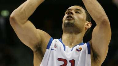 Trajan Langdon, shown here during his playing daya