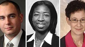 Christopher P. Byrnes, Naeemah Clark and Adrienne Kepner