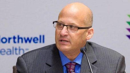 Dr. Michael Guttenberg, seen in an undated photo,