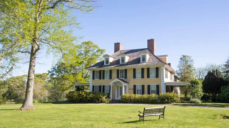 Sylvester Manor Educational Farm on Shelter Island.