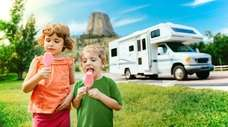 RV vacations can be expensive, but there are