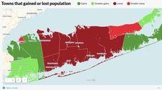 Town Population 2018
