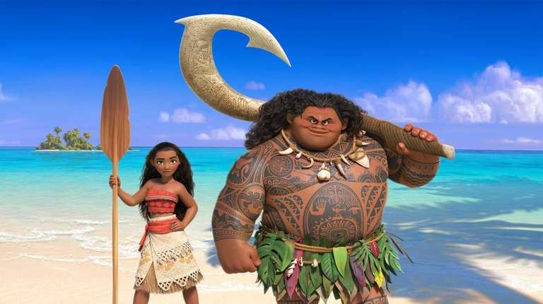 "The LGBT Network will show ""Moana"" on June"