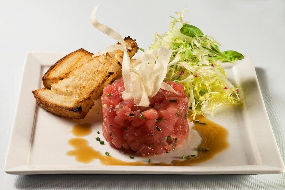 Tuna Tartar will be on the menu when
