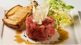Tuna Tartar will be on the menu when