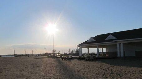 Venetian Shores Beach in Lindenhurst. (Sept. 2, 2011)