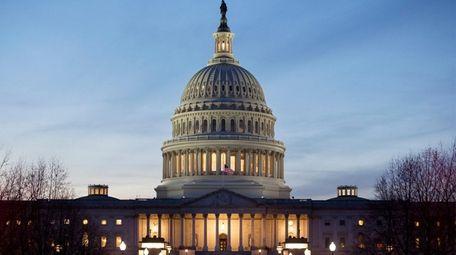 The U.S. Capitol on Dec. 19, 2018.