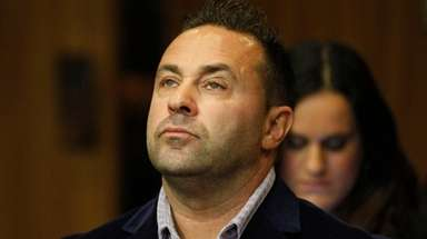 "Giuseppe ""Joe"" Giudice, from the television show ""Real"