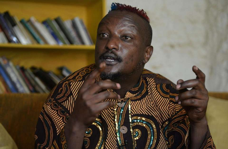 Binyavanga Wainaina, one of Africa's best-known authors and