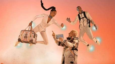 Sprayground's 2017 Mission to Mars fashion capsule collection