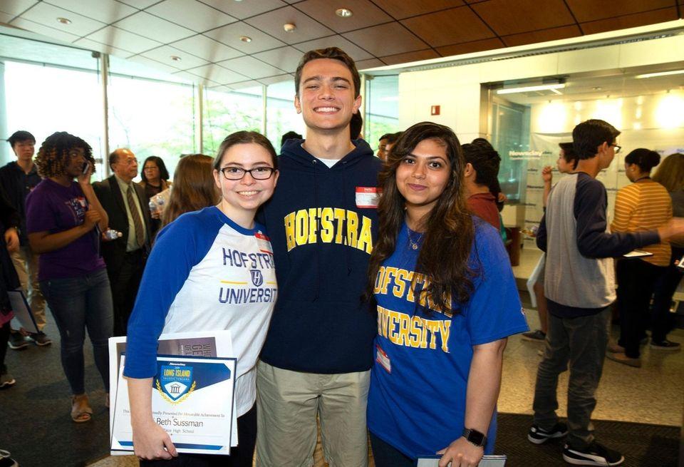 Long Island valedictorians who will attend Hofstra University