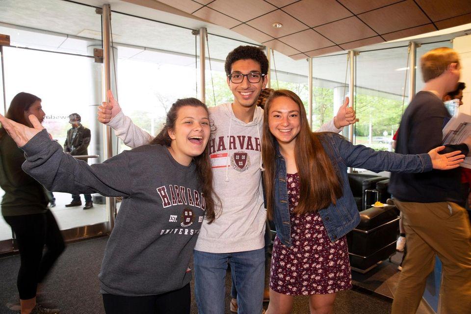Long Island valedictorians who will attend Harvard University