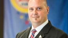 Daniel C. Levler of Islip is executive vice