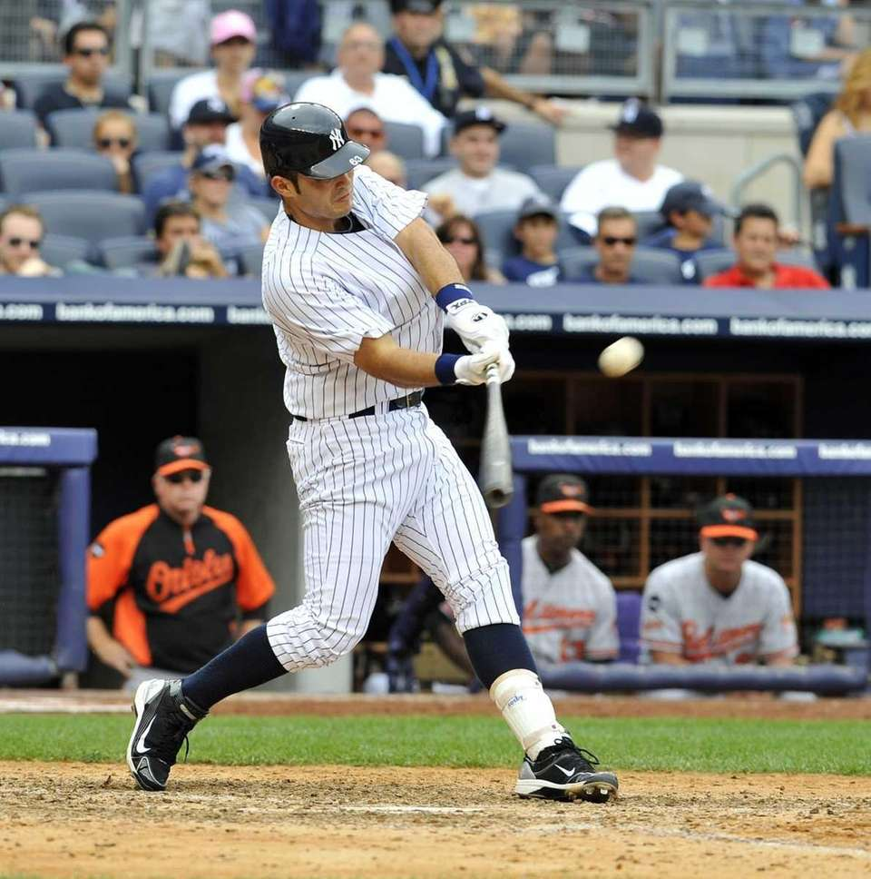 Jesus Montero hits his first major league home