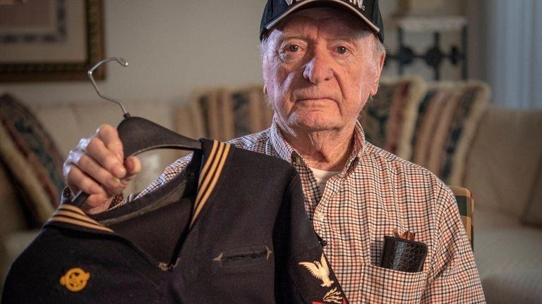 Thomas Devine, 92, said three of his relatives