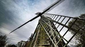 The BB Windmill In Bridgehampton Wednesday May 1,