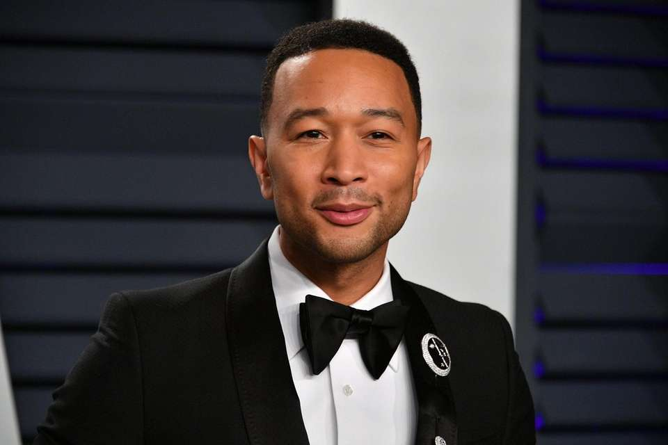 John Legend joined