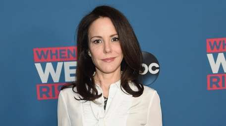 """Mary-Louise Parker attends the """"When We Rise"""""""