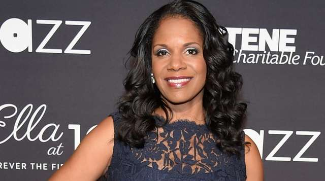 Audra McDonald attends the Jazz at Lincoln Center