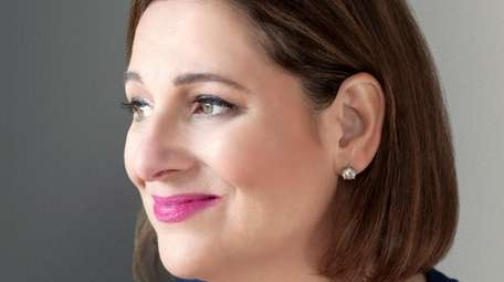 Jennifer Weiner, author of